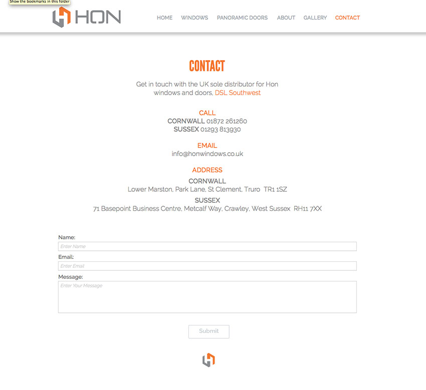 website-designers-hon-windows